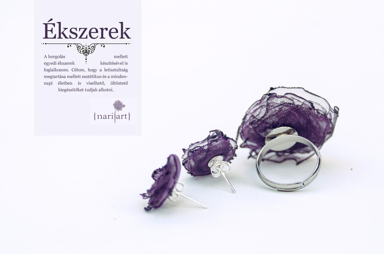 Ékszere - design