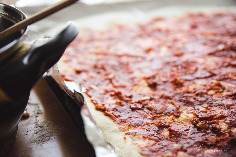 a pizzaszósz