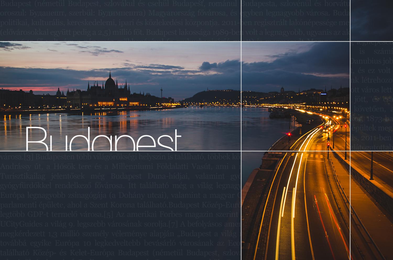 Adventi hajnal - Budapest