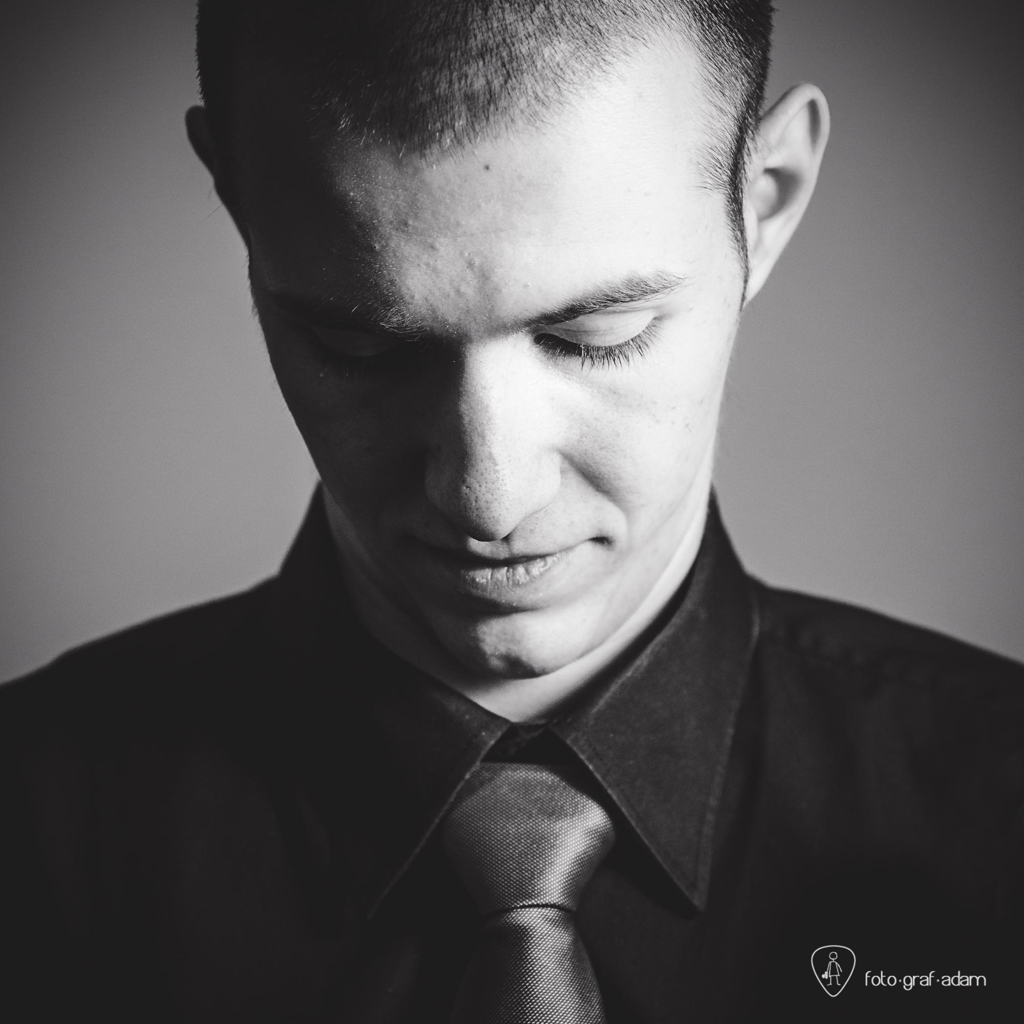 Dávid portré